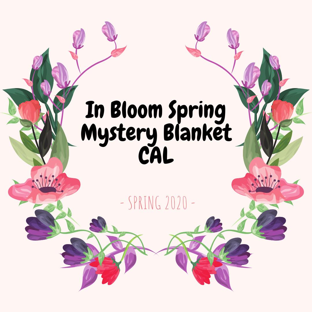 Spring blanket CAL Pin
